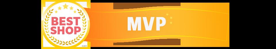 BEST SHOP MVP