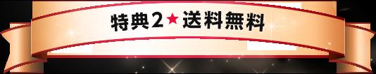 特典2★送料無料