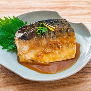 レトルト煮魚・焼魚